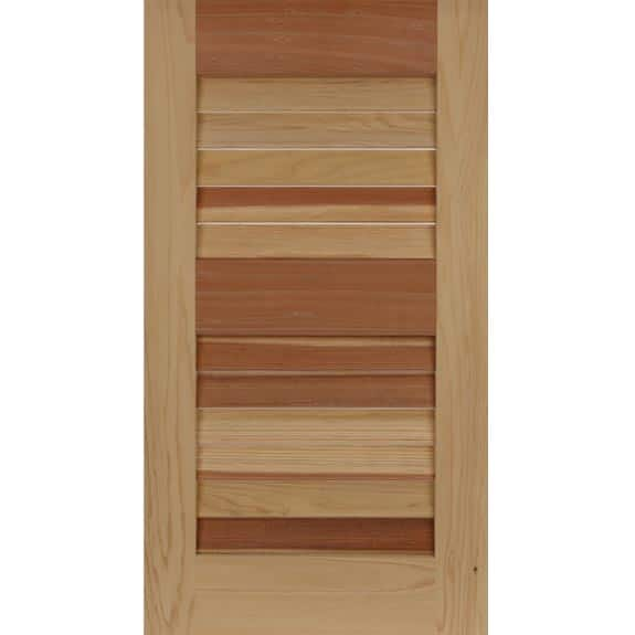 Exterior Louvered Wood Shutters Red Cedar Redwood Mahogany