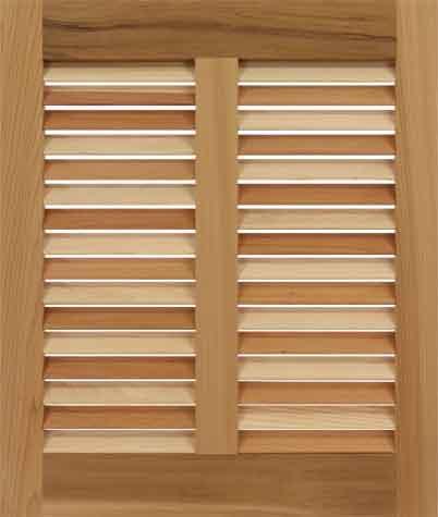 Shop Exterior Louvered Shutters Wood Composite Vinyl Shutters