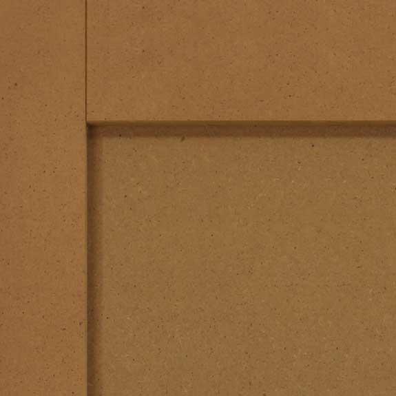 Composite flat panel contemporary outdoor shutter.