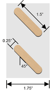1.5 inch louvers for wood window bahama shutters.